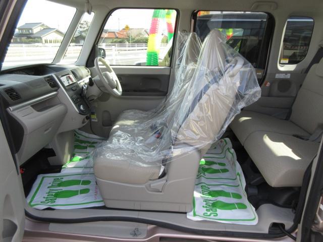 X SA 今月のイチオシ特選車 ワンオーナー 衝突回避支援システム搭載 禁煙車 CDデッキ(6枚目)