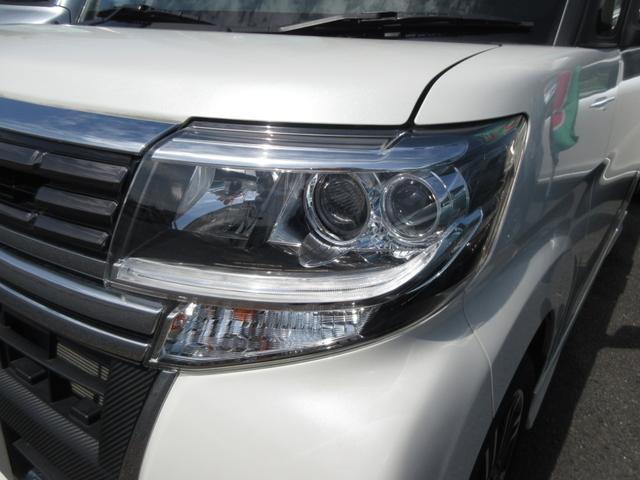 カスタムRS トップエディションSAIII 4WD ワンオーナー LEDヘッドライト スマートキー プッシュボタンスタート オートライト ターボ 禁煙車 両側パワースライドドア 8インチナビ ドライブレコーダー フォグランプ レーンアシスト(5枚目)