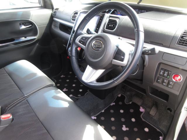 カスタムRS トップエディションSAIII 4WD ワンオーナー LEDヘッドライト スマートキー プッシュボタンスタート オートライト ターボ 禁煙車 両側パワースライドドア 8インチナビ ドライブレコーダー フォグランプ レーンアシスト(8枚目)