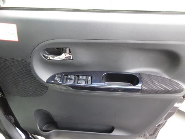 カスタムX トップエディションSAII 4WD ワンオーナー LEDヘッドライト ナビ プッシュボタンスタート スマートキー オートライト フォグランプ レーンアシスト 左側パワースライドドア  純正アルミ(12枚目)