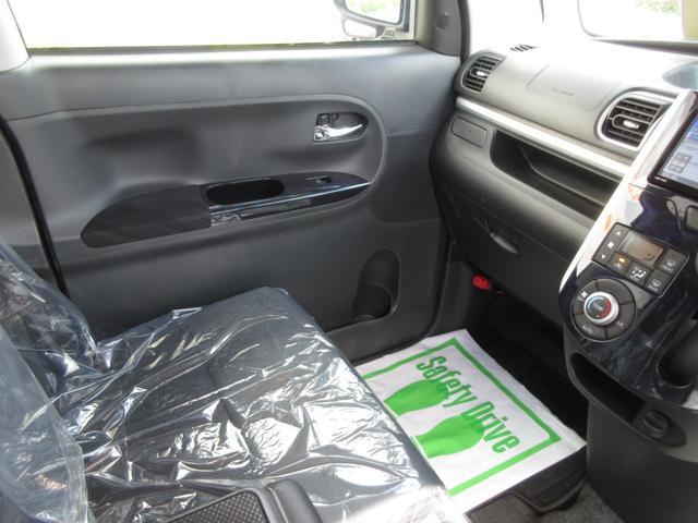 カスタムX トップエディションSAII 4WD ワンオーナー LEDヘッドライト ナビ プッシュボタンスタート スマートキー オートライト フォグランプ レーンアシスト 左側パワースライドドア  純正アルミ(17枚目)