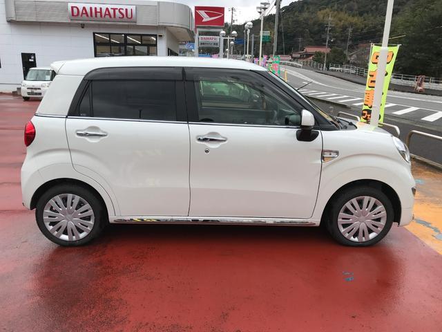 「ダイハツ」「キャスト」「コンパクトカー」「島根県」の中古車4