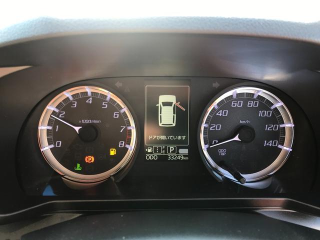 カスタム X ハイパーSAII 4WD ワンオーナー LEDヘッドライト 衝突回避支援システム搭載オートライト プッシュボタンスタート スマートキー 禁煙車(7枚目)