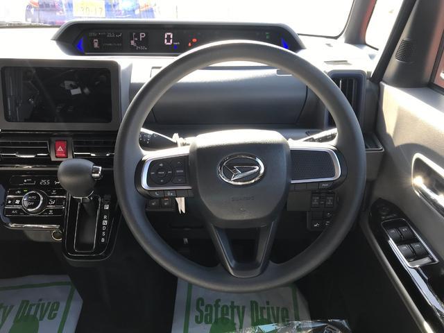 カスタムX 4WD 次世代スマートアシスト 両側パワースライドドア LEDヘッドライト 純正アルミ スマートキー プッシュボタンスタート オートライト(17枚目)