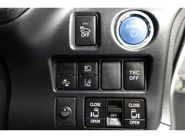 ハイブリッドV フルセグ DVD再生 ミュージックプレイヤー接続可 後席モニター バックカメラ 衝突被害軽減システム ETC 両側電動スライド LEDヘッドランプ 乗車定員7人 3列シート 記録簿(20枚目)