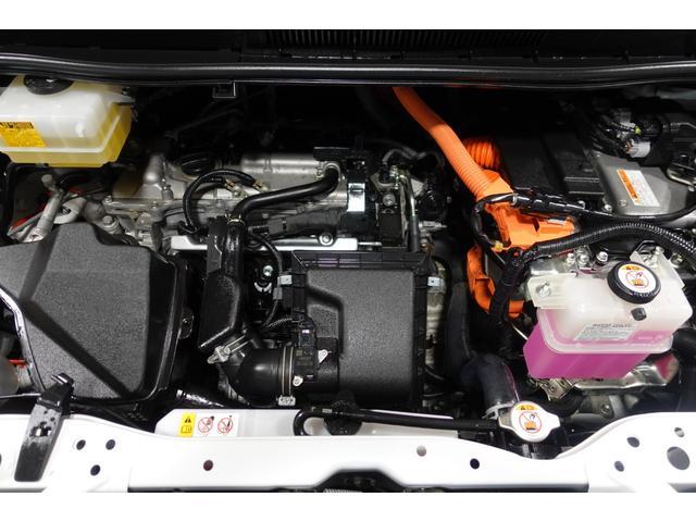 ハイブリッドV フルセグ DVD再生 ミュージックプレイヤー接続可 後席モニター バックカメラ 衝突被害軽減システム ETC 両側電動スライド LEDヘッドランプ 乗車定員7人 3列シート 記録簿(29枚目)