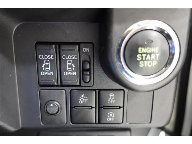 カスタムG S サポカー トヨタ純正ナビ バックカメラ LEDヘッドライト 両側電動スライドドア(13枚目)