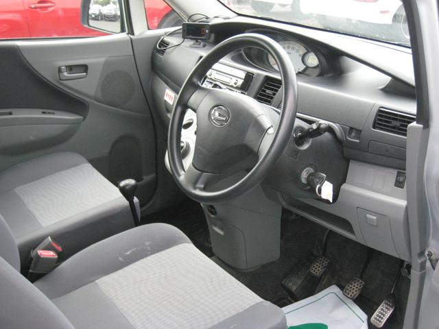 ダイハツ ムーヴ L 4WD キーレス CD