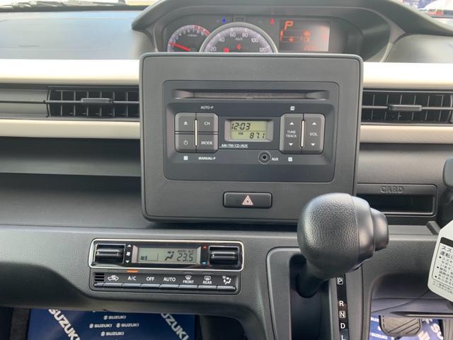 ハイブリッドFX セーフティパッケージ装着車 ヘッドアップディスプレイ PS PW Wエアバッグ オートエアコン プッシュスタート CDラジオ(10枚目)