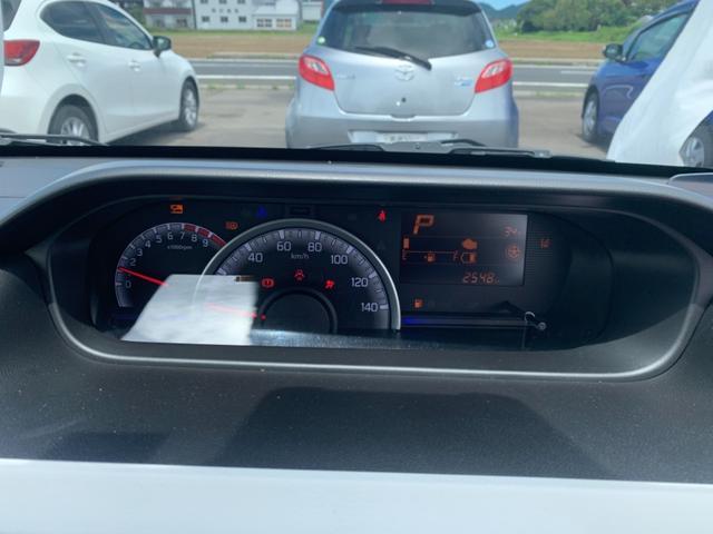 ハイブリッドFX セーフティパッケージ装着車 ヘッドアップディスプレイ PS PW Wエアバッグ オートエアコン プッシュスタート CDラジオ(12枚目)