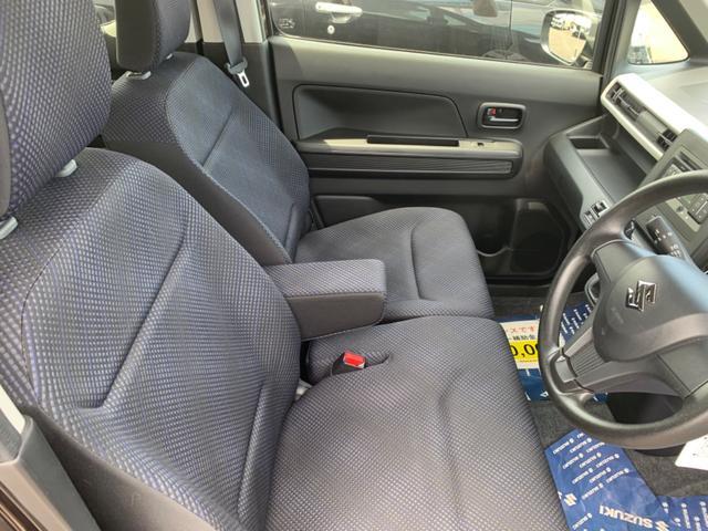 ハイブリッドFX セーフティパッケージ装着車 ヘッドアップディスプレイ PS PW Wエアバッグ オートエアコン プッシュスタート CDラジオ(13枚目)