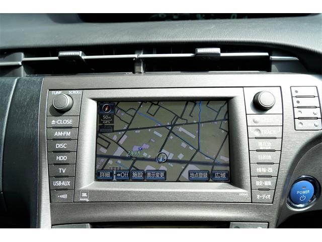 純正HDDナビゲーション装備☆JBLプレミアムサウンドシステム(8スピーカー)・地上デジタルフルセグTV・DVD再生・サウンドライブラリ・Bluetooth接続対応☆