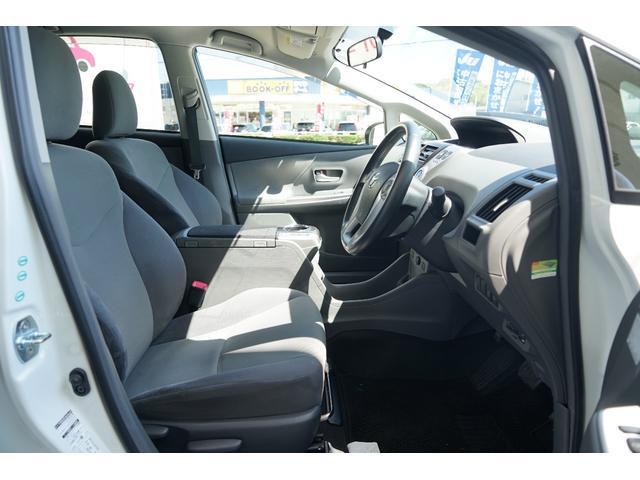 運転席のクッションは上下方向への調整が可能なシートリフター装備☆お好みのシートポジションで運転ができます☆運転席・助手席のシートコンデション良好です☆