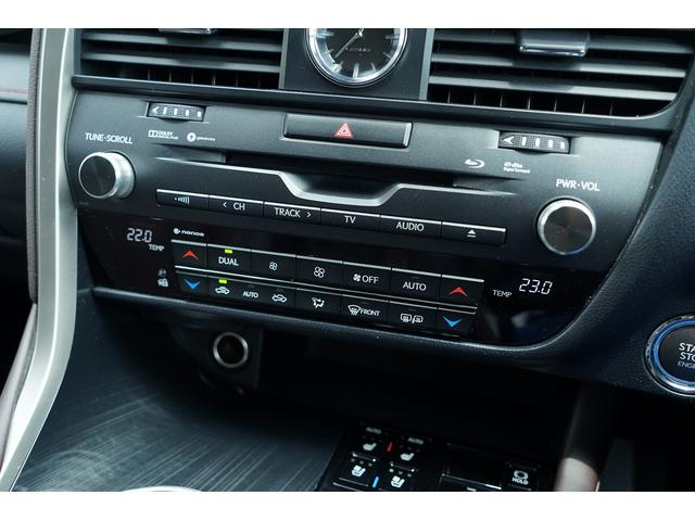 RX300ブラックシークエンス パノラマルーフ 三眼LED(34枚目)