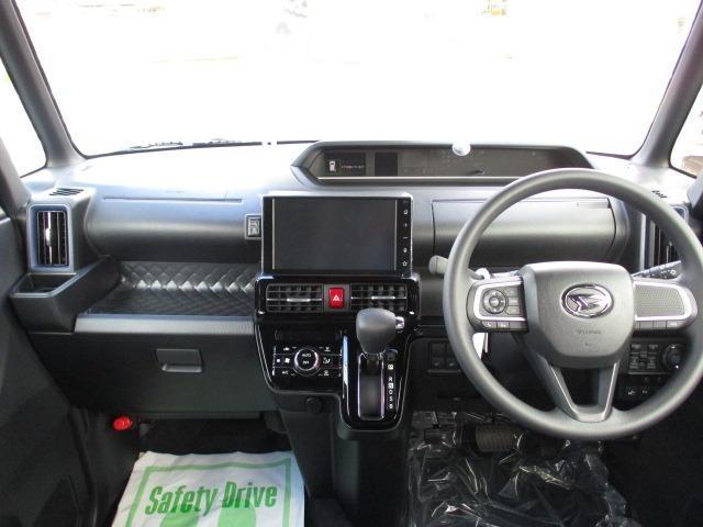カスタムXスタイルセレクション バックカメラ 両側電動スライドドア クリアランスソナー オートライト USB スマートキー アイドリングストップ 電動格納ミラー シートヒーター ベンチシート CVT アルミホイール 盗難防止システム(2枚目)