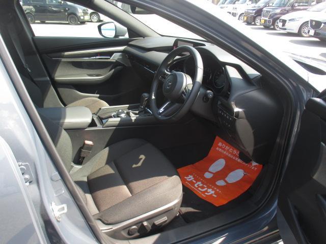 「マツダ」「MAZDA3ファストバック」「コンパクトカー」「広島県」の中古車8