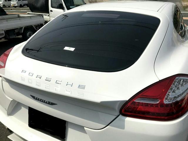 ベースグレード 黒革シート 右ハンドル ディーラー車 ETC(7枚目)