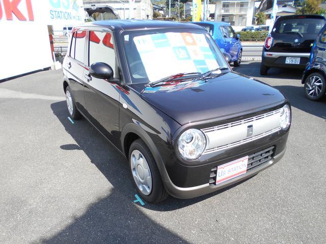 「スズキ」「アルトラパン」「軽自動車」「山口県」の中古車6