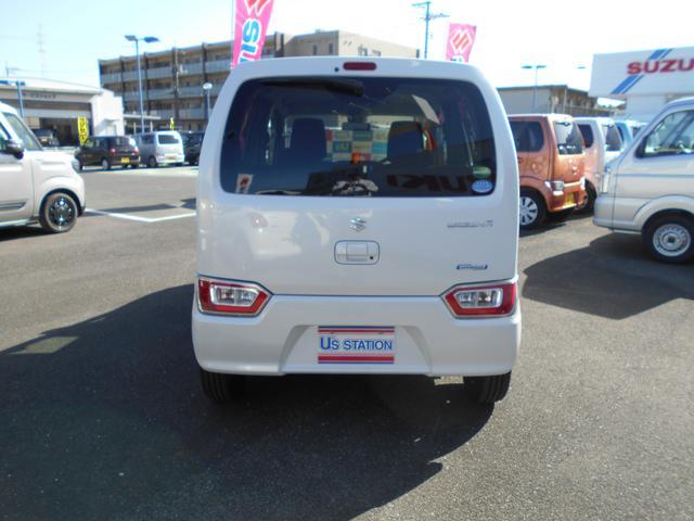 「スズキ」「ワゴンR」「コンパクトカー」「山口県」の中古車3