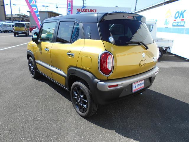 「スズキ」「クロスビー」「SUV・クロカン」「山口県」の中古車9