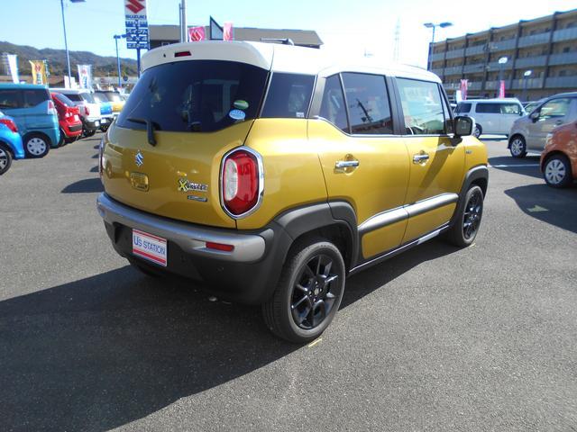 「スズキ」「クロスビー」「SUV・クロカン」「山口県」の中古車8