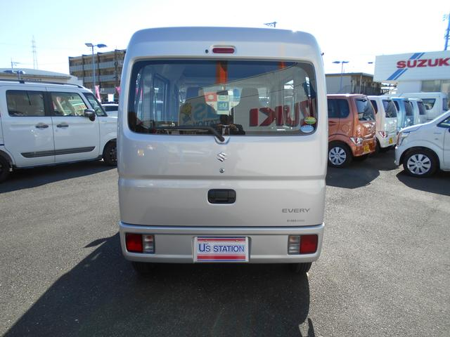 「スズキ」「エブリイ」「コンパクトカー」「山口県」の中古車3