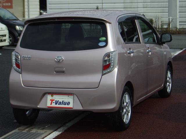 トヨタ ピクシスエポック X キーレス ワンオーナー 純正アルミ