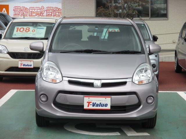 「トヨタ」「パッソ」「コンパクトカー」「山口県」の中古車5