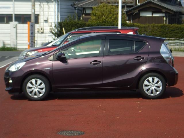 「トヨタ」「アクア」「コンパクトカー」「山口県」の中古車3