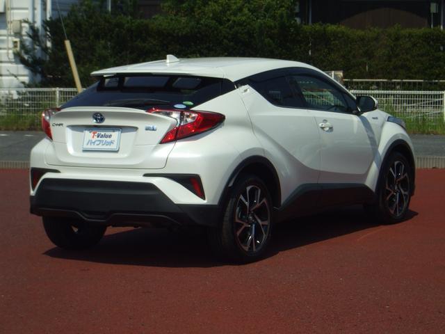 「トヨタ」「C-HR」「SUV・クロカン」「山口県」の中古車4