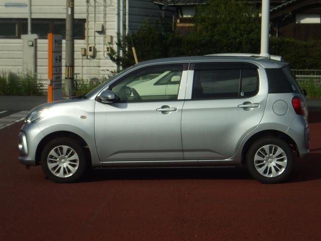 「トヨタ」「パッソ」「コンパクトカー」「山口県」の中古車3