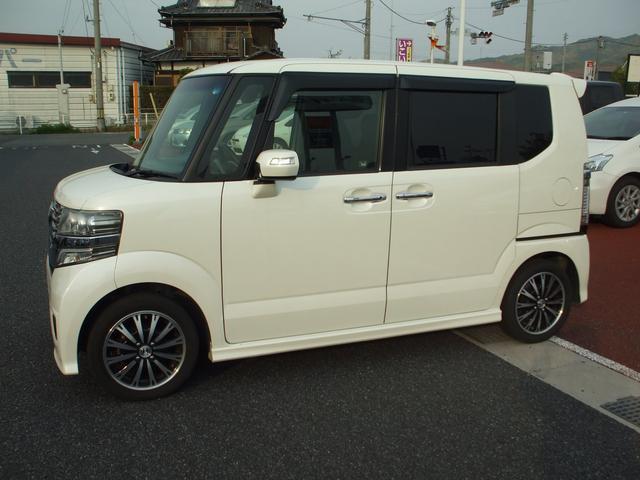 「ホンダ」「N-BOX」「コンパクトカー」「山口県」の中古車3
