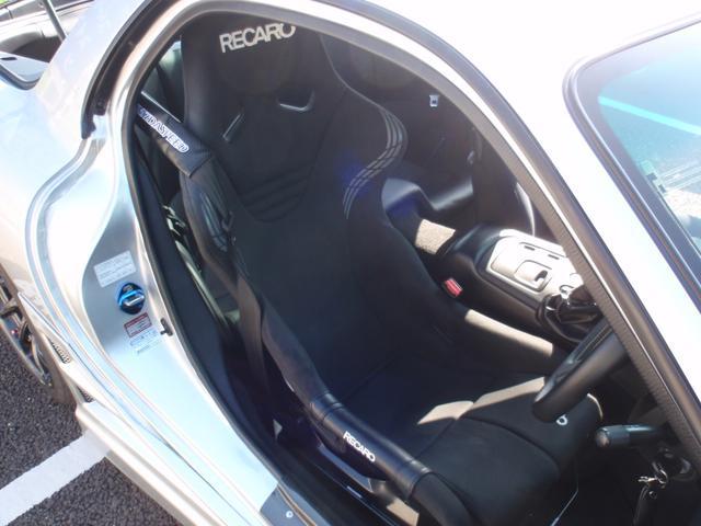 正規品フルバケットRECAROシート・シートレールも正規品です!!