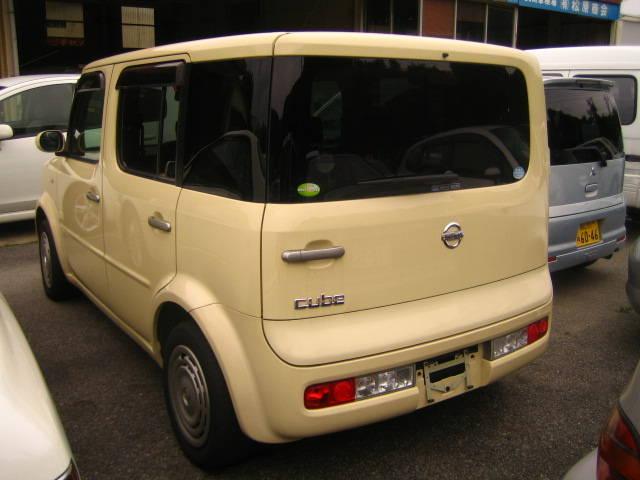 「日産」「キューブ」「ミニバン・ワンボックス」「岡山県」の中古車5