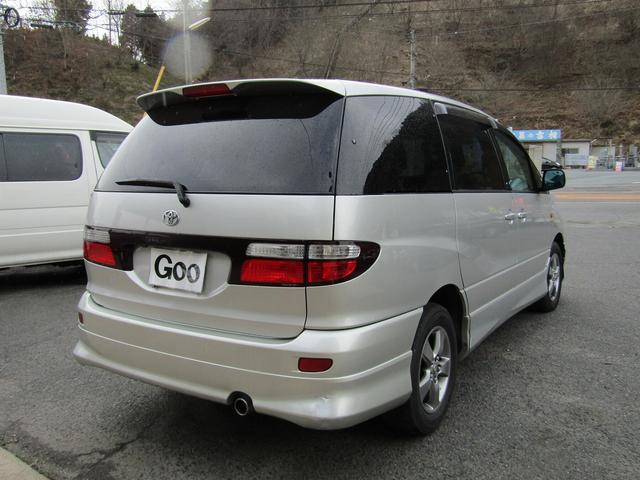 トヨタ エスティマT アエラス Sエディション ナビスペシャル 4WD ETC
