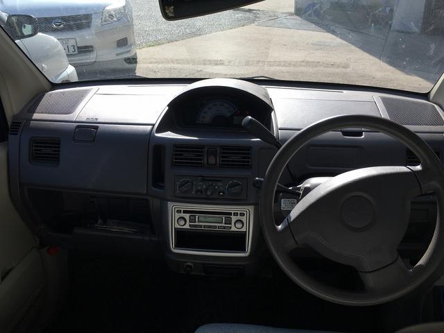 三菱 eKワゴン CD 社外アルミ