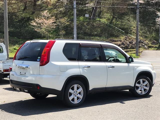 「日産」「エクストレイル」「SUV・クロカン」「岡山県」の中古車5