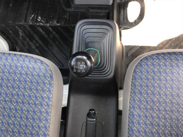 タウン 4WD AC MT 軽トラック(18枚目)