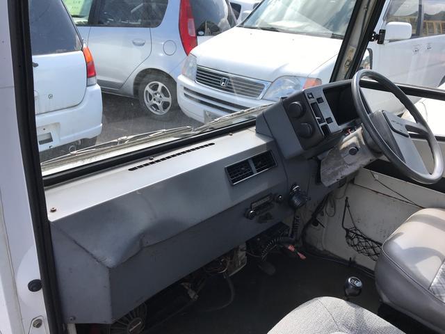 「スズキ」「アルトウォークスルーバン」「コンパクトカー」「岡山県」の中古車8