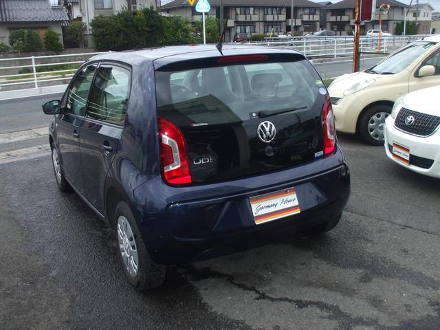 フォルクスワーゲン VW アップ! ムーブ アップ! ワンオーナーエマージェンシーブレーキ