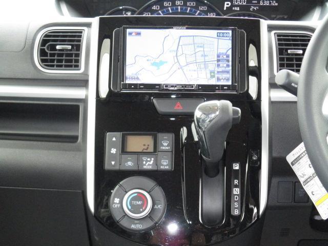 ダイハツ タント カスタムX ベンチシート LEDヘッドライト