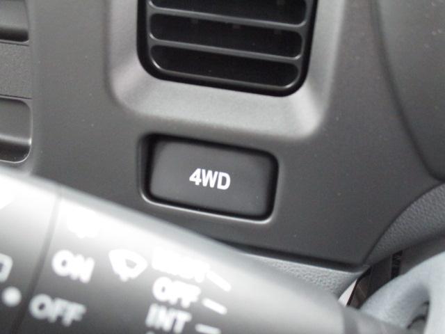 ダイハツ ハイゼットカーゴ DX パートタイム4WD キーレスエントリー