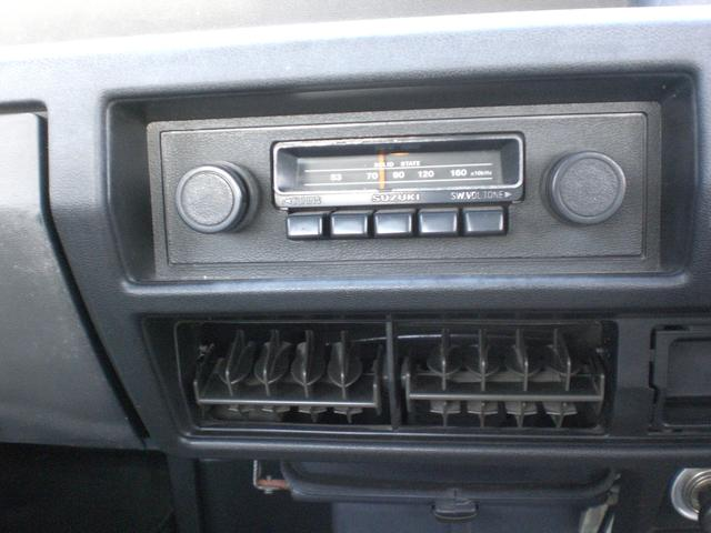 スズキ キャリイトラック ベースグレード 4WD リミテットスリップデフ