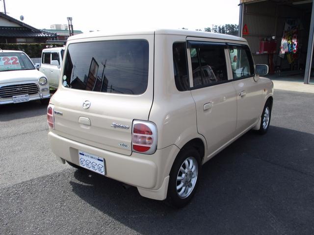 マツダ スピアーノ G ラパンアルミホイール ETC CDMD 軽自動車