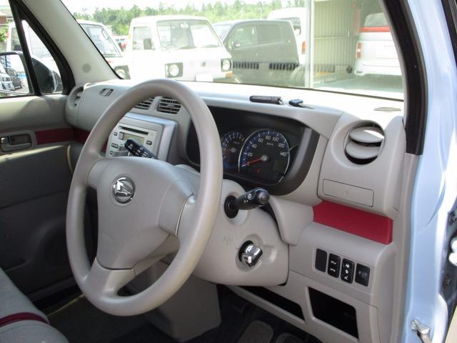 ダイハツ ムーヴコンテ X スマートキー 運転席電動シート 軽自動車