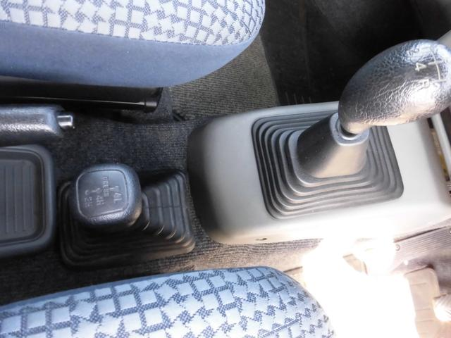 V 4WD 5速マニュアル ターボ タイミングベルト交換済(11枚目)