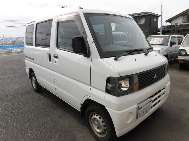 「三菱」「ミニキャブバン」「軽自動車」「島根県」の中古車6