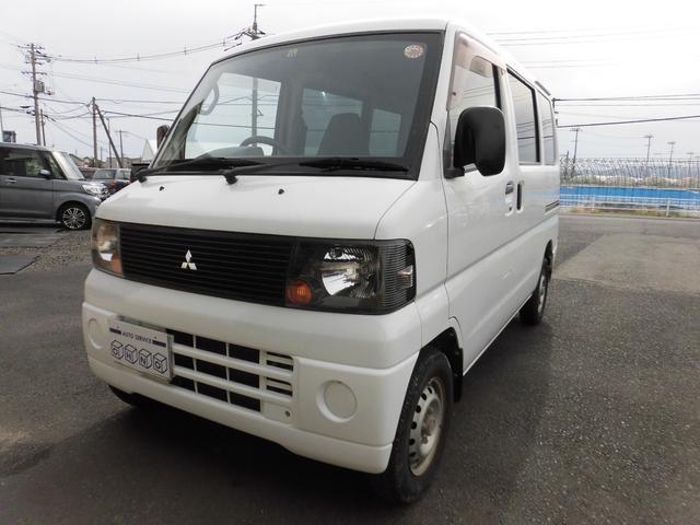 「三菱」「ミニキャブバン」「軽自動車」「島根県」の中古車7