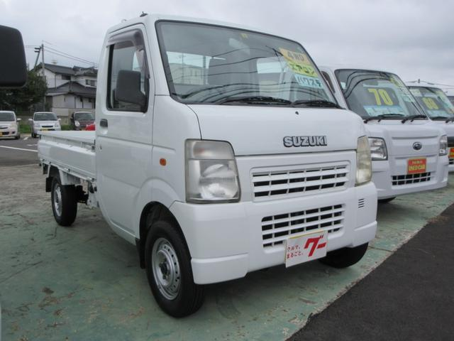 KC 4WD 5速MT エアコン パワステ 三方開(3枚目)