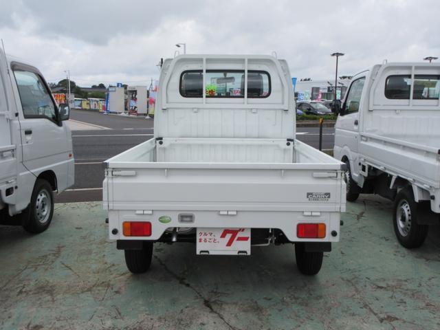 KC 4WD 5速MT エアコン パワステ 三方開(5枚目)